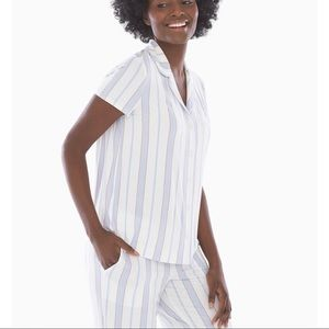 Soma Cool Nights Short Sleeve Pajama Set